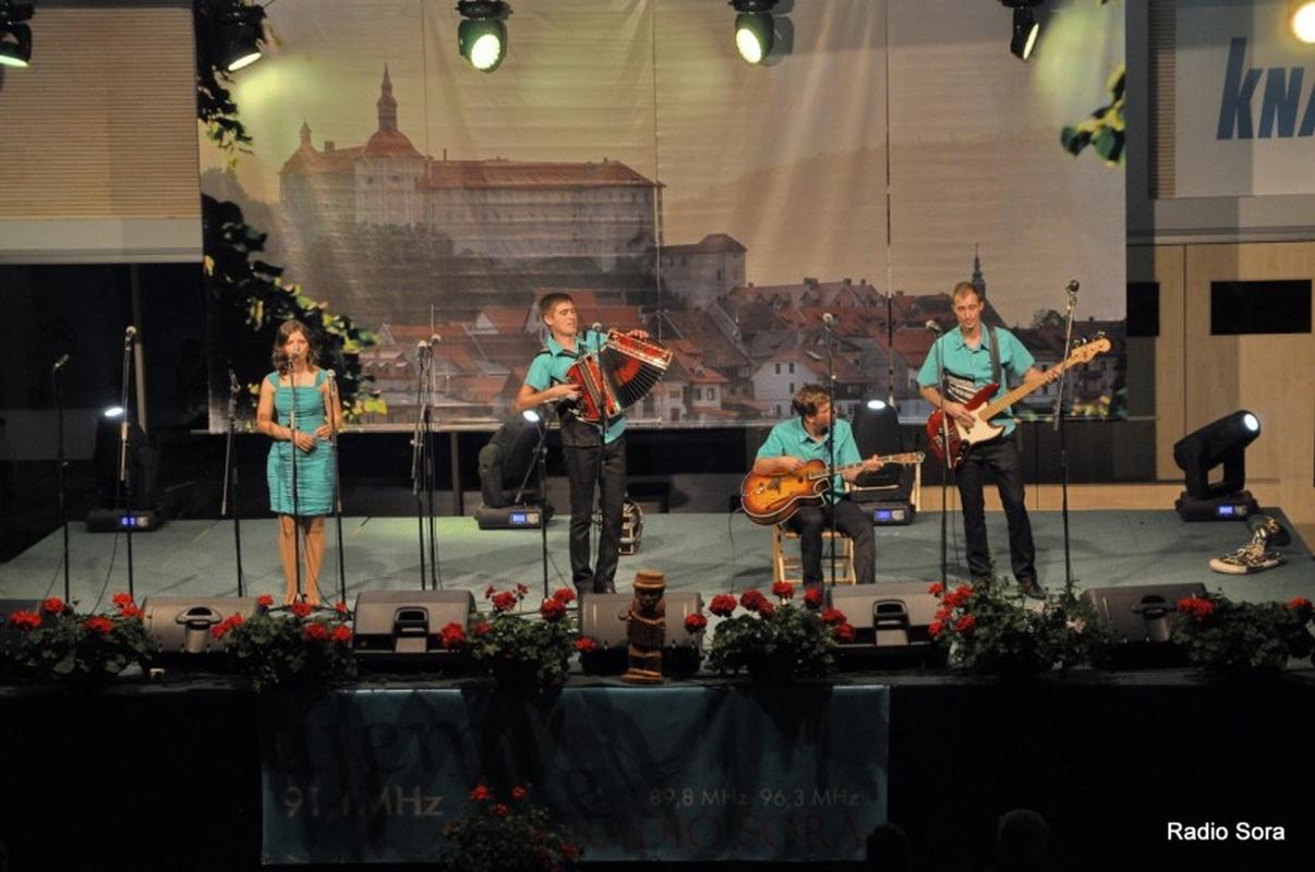 Ansambel Jurčki - Slike iz koncertov